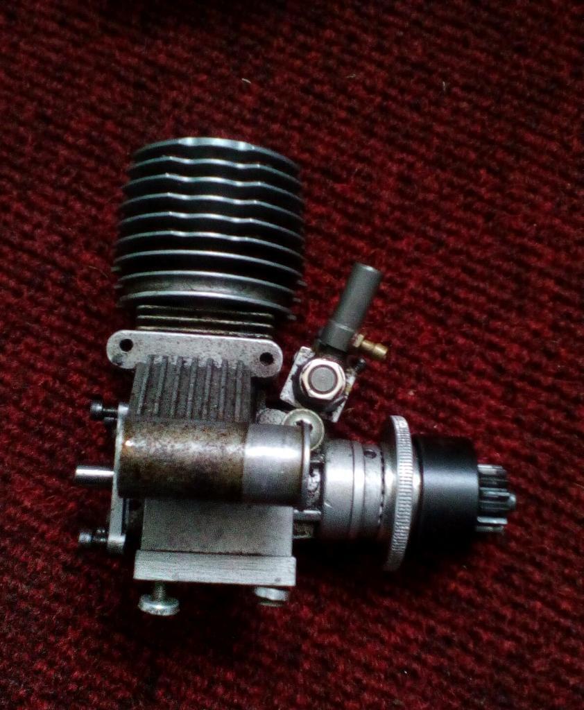Nitro rc engine - 1/10 scale