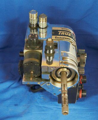 True Tracecon-trol-path Head Milling Machine Head Model 1110