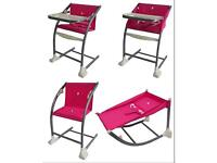 Bebe Style MeGrow 4-in-1 highchair