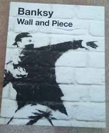 New Banksy Wall and Piece Book