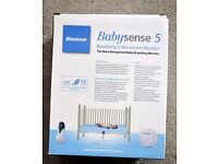 babysense breathing monitor