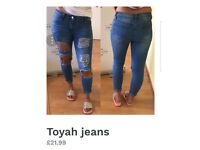 Jeans womens ripped