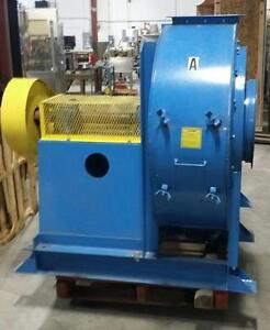 AIREX RXI 17LS CL4 Ventilateur industriel à pales radiales usagé *AEVOS*
