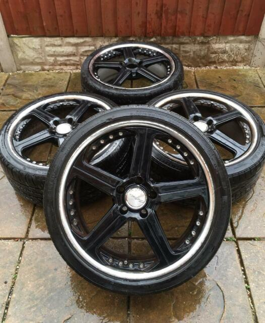 "5x114 3 19"" Riverside Traffic star alloys wheels Jap Honda Toyota Lexus |  in Wednesbury, West Midlands | Gumtree"