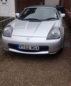 MR2 Roadstar for sale