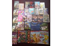 SELECTION OF CHILDRENS BOOKS