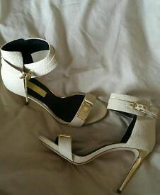 Miss selfridges shoes size 5