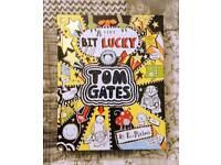Tom Gates - A Tiny Bit Lucky