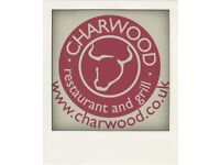 Part time Kitchen Porter required for Charwood
