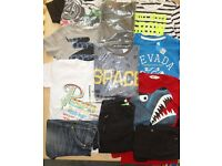 Boys clothes bundle - age 6-8 , 7-8 & 8-9 years, all in good condition, some brand new with tags
