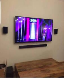 lcd/led tv wall fitting