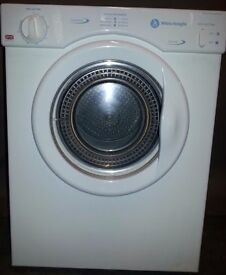 white Knight Tumble Dryer CL372WV/PCC60657, 3 months warranty, delivery available in Devon/Cornwall