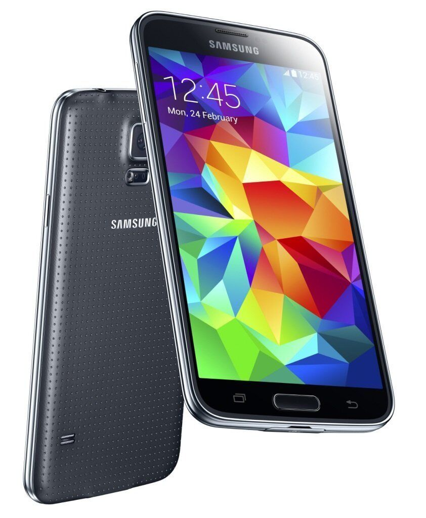Android Phone - Samsung Galaxy S5 SM-G900V 16GB Verizon GSM Unlocked Worldwide Cell Phone