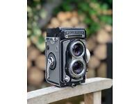 Rolleiflex t3.5 Classic Twin Lens Camera
