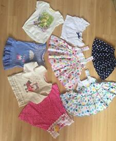 Girls clothes size 1-2 years!