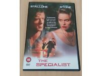 The Specialist (1994) DVD