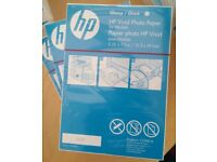 12 X HP vivid photo paper for minilab (Glossy) laser photo paper bargain