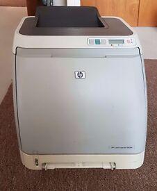 HP 2600n Colour Laser Printer