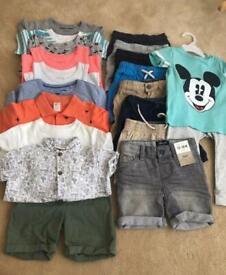 Clothes Bundle 12-18 months