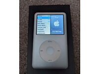 Apple iPod 80GB Classic Silver MB029