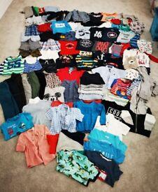 Large Selection of Boys Clothing (Age 2-4)