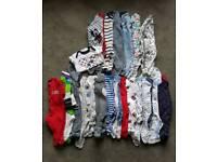 Boys Bundle Newborn & Up to 1 Month 80 items