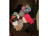 Mixed bundle of girls clothes age 11-12 years