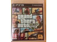 Grand Theft Auto (GTA) 5 PS3