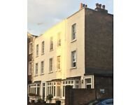1 large Dbl room in a comfy house of 4 w garden & great house mates ! (W2)