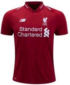 Liverpool FC 2018/19 Home Shirt