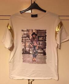 Ladies Top Size XL - New Without Tags