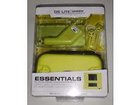 DS LIGHT ULTIMATE COLLECTION OF ACCESSORIES (GREEN EDITION) - UNWANTED GIFT