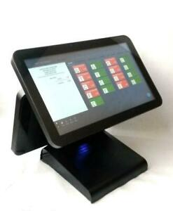 MiniPos--The Next Generation Point of Sale System--Dual 15.6 Screen Smart POS System