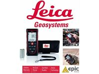 LEICA Disto X310, 120m /393ft Laser Digital Distance Tape Measure, Water Proofed
