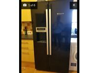 **Open to offers **Hotpoint fridge freezer