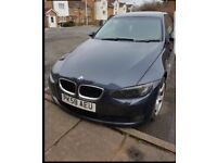 BMW 320Dse wont be on long!!