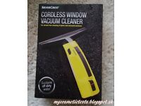 Window vacuum cleaner Silvercrest boxed brand new window cleaner, never used!