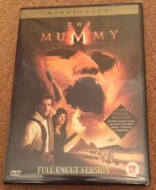 The Mummy-special edition NEW DVD