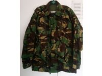 RARE GENUINE BRITISH ARMY AIRCREW COMBAT JACKET MK2A SIZE 5 BALLYCLARE