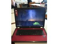 HP Pavilion G series very good condition with MS Office (2007) & Windows 10