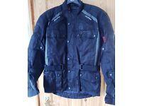 Viper Rider Touring winter motorcycle jacket