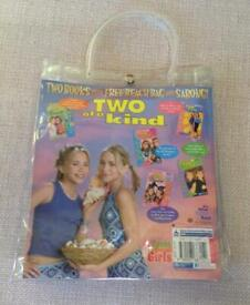 NEW 2 X Two of a Kind, Sarong in Bag