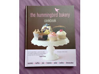 The Hummingbird Bakery Cookbook - slightly used, great condition, missing dust jacket
