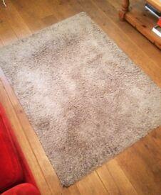 Fawn rug