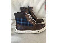 Timberland Boots, size 2, £15
