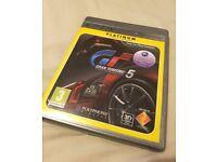 Gran Turismo 5 Platinum (PS3)