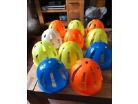 Football cones x 11