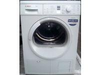 7kg load, BOSCH Exxcel Condenser Dryer For Sale