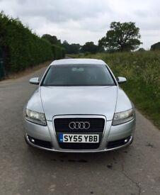 Audi A6 2,4 LPG