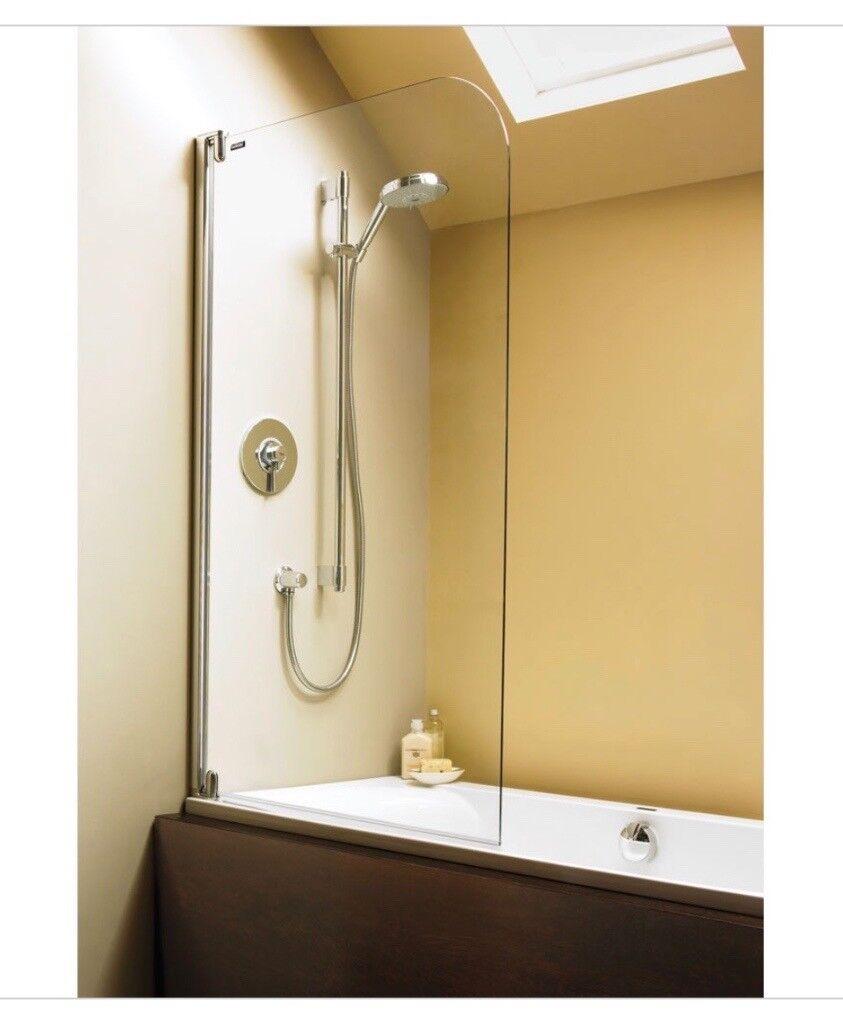 Bath Screen by Showerlux